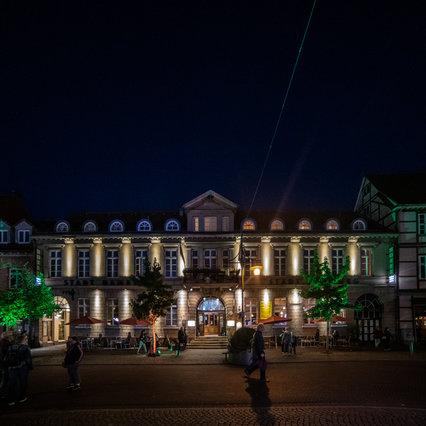 Uelzen: Hotel Stadt Hamburg