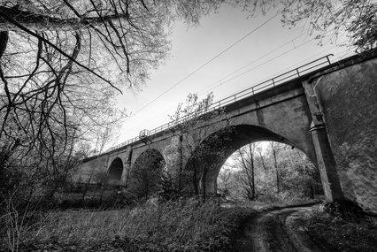 Viadukt an der Gerdau